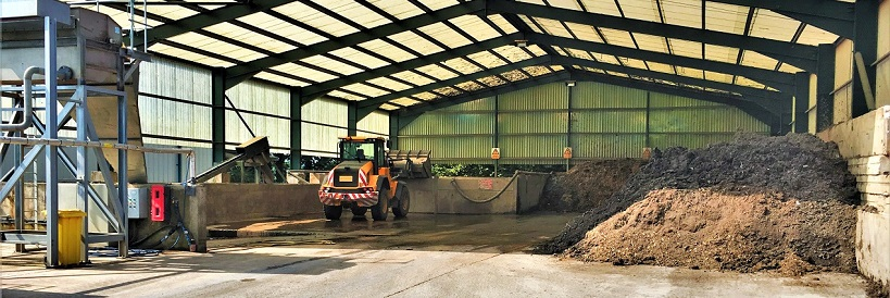 waste recycling & disposal facility